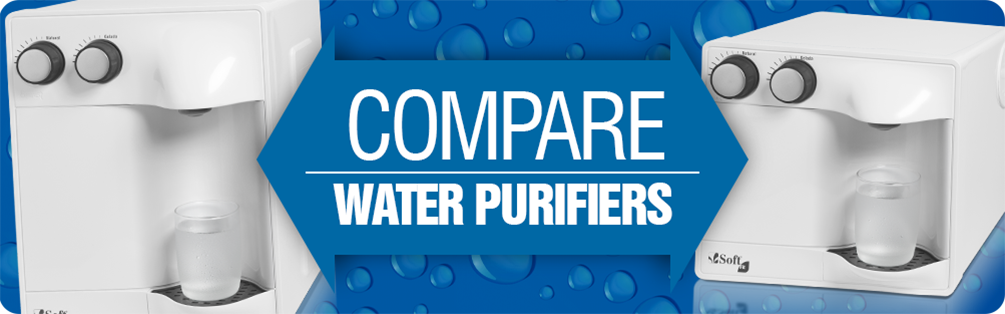 Compare water purifiers